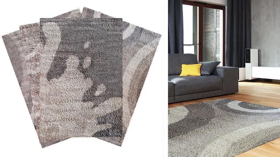 alfombras de pelo largo