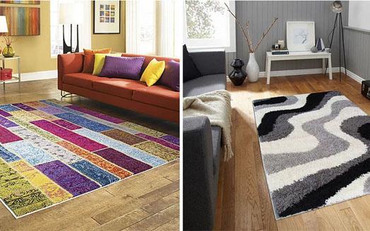 carpetas de alfombrapara living